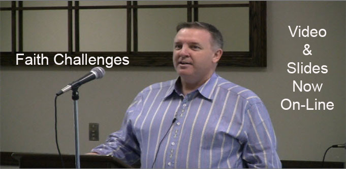 Faith Challenges - Bro. Jeff Gelineau